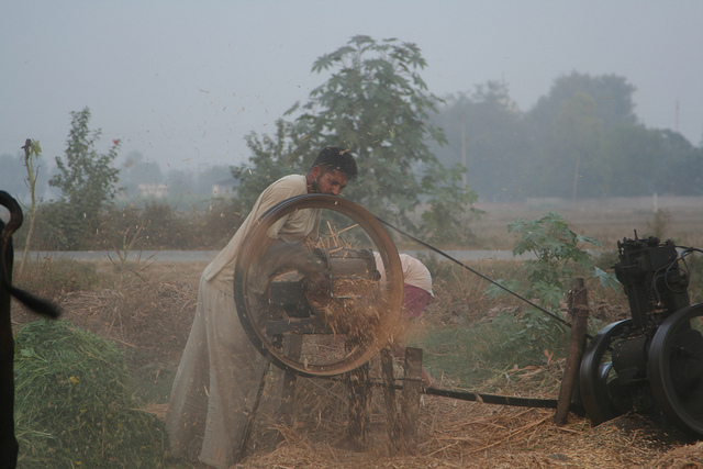 Most of Indian farmers work very hard but earn less than even Rs. 4-5000 / month .