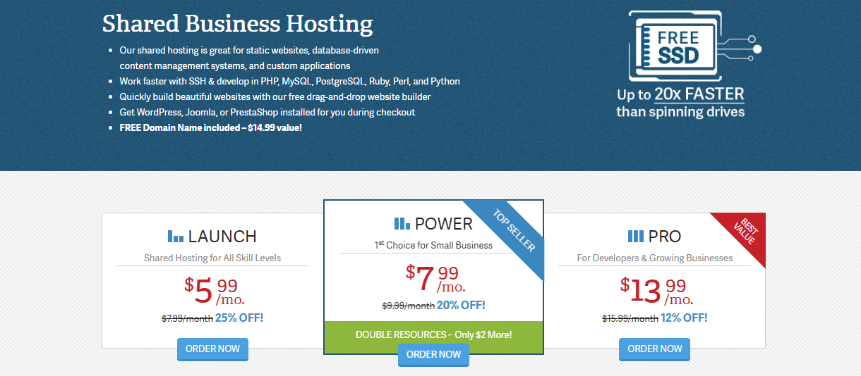INMOTION HOSTING : Honest web hosting reviews of 2016