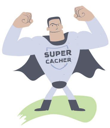 SG SUPERCACHER