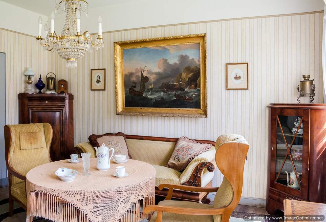 a nice room